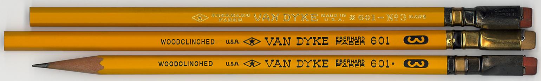 Van Dyke 601 No.3