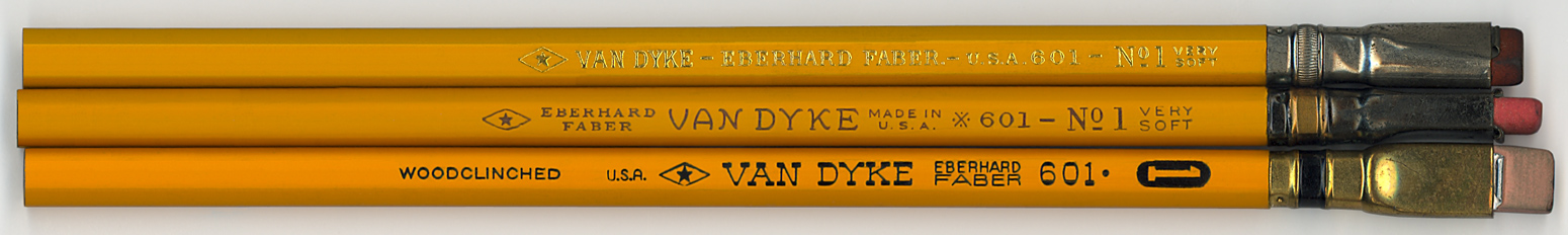 Van Dyke 601 No.1