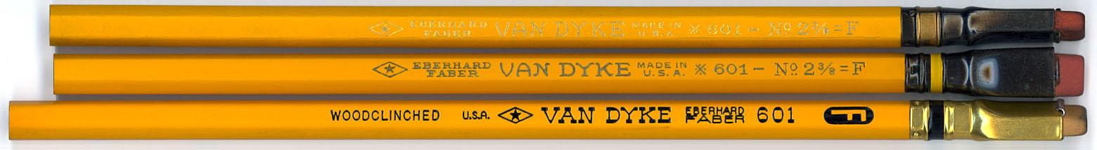 Van Dyke 601 No. 2 3/8