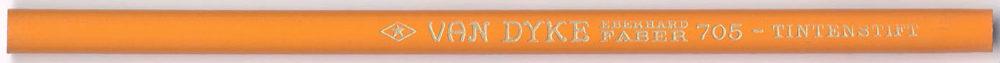 Van Dyke Tintenstift 705