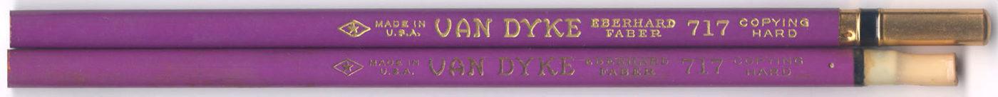 Van Dyke Copying 717 Hard