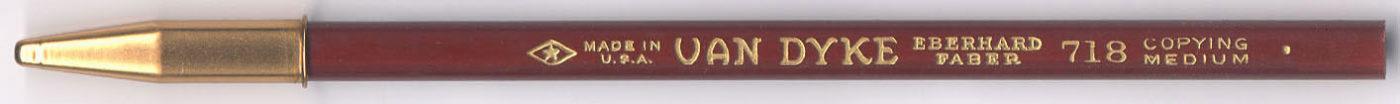 Van Dyke Copying 718 M