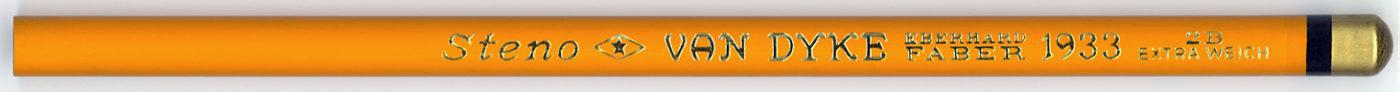 Van Dyke Steno 1933 2B