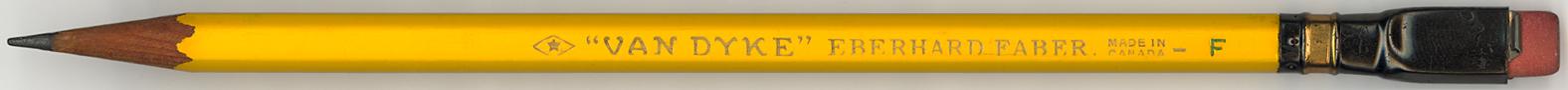Van Dyke 601 No. F