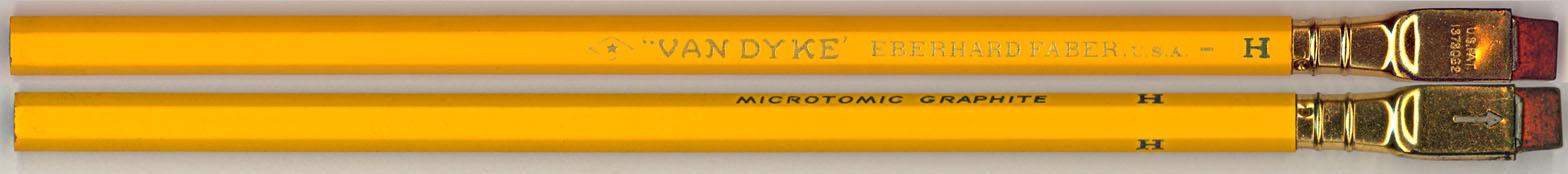 """""""Van Dyke""""H"""
