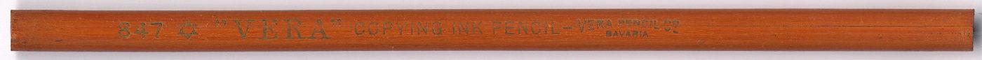 """""""Vera"""" Copying Ink Pencil 847"""
