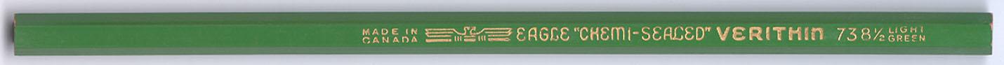 Verithin 738 1/2 Light Green