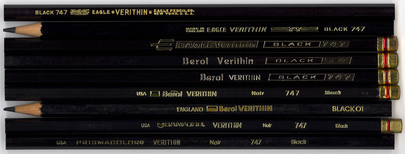 Verithin 747 Black