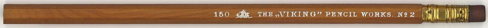 """Viking"" Pencil Works 150 No. 2"