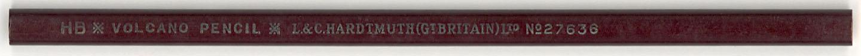 Volcano Pencil No 27636 HB