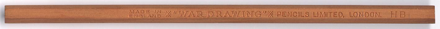 """""""War Drawing"""" 3H"""