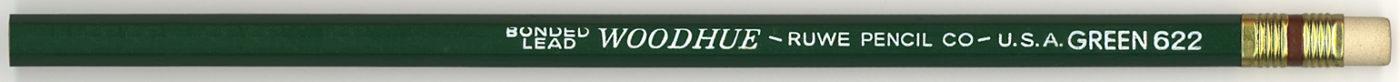 Woodhue 622 Green