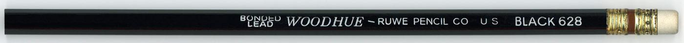 Woodhue 628 Black