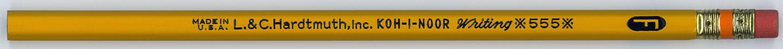 Koh-I-Noor Writing 555 F