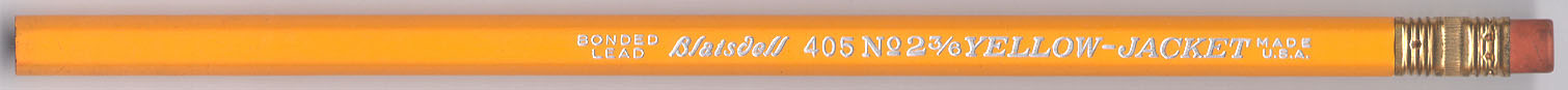 Yellow-Jacket 405 No. 2 3/6