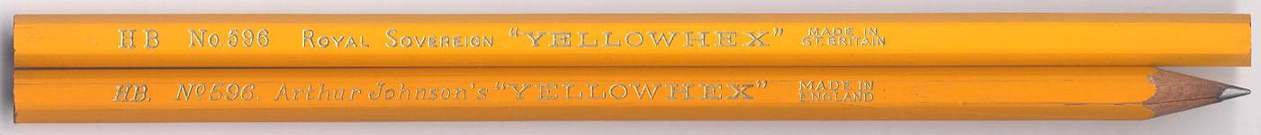 """Yellowhex"" No. 596"