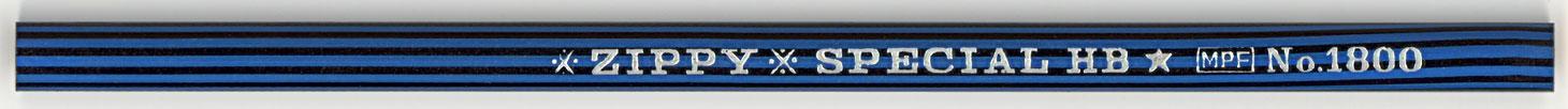 Zippy Special HB No.1800