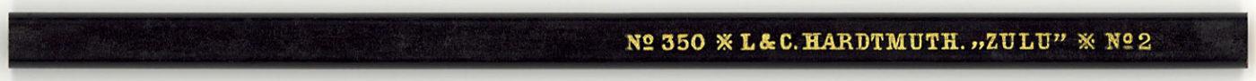 """ZULU"" 350 No.2"