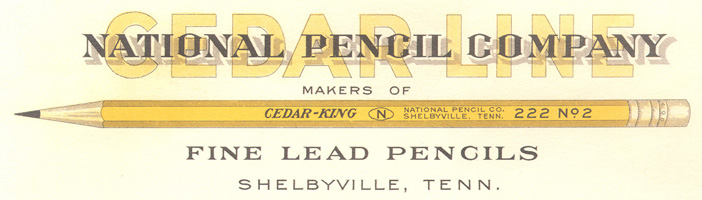 National Pencil Co. (Shelbyville, TN)