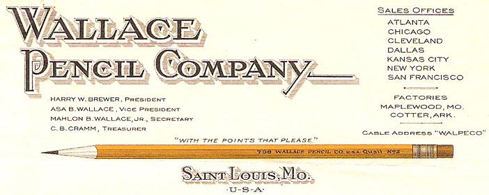 Wallace Pencil Co.
