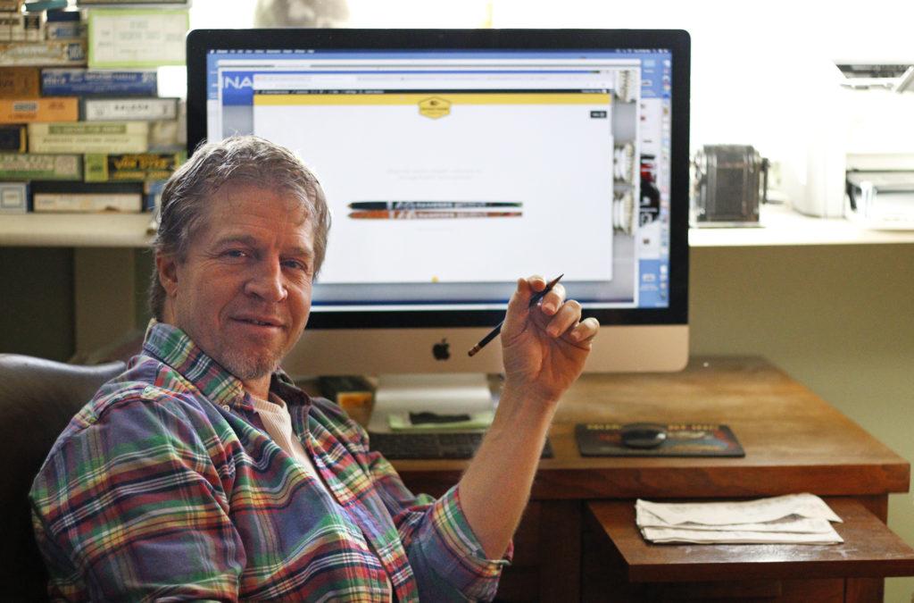 Bob Truby, Brand Name Pencils