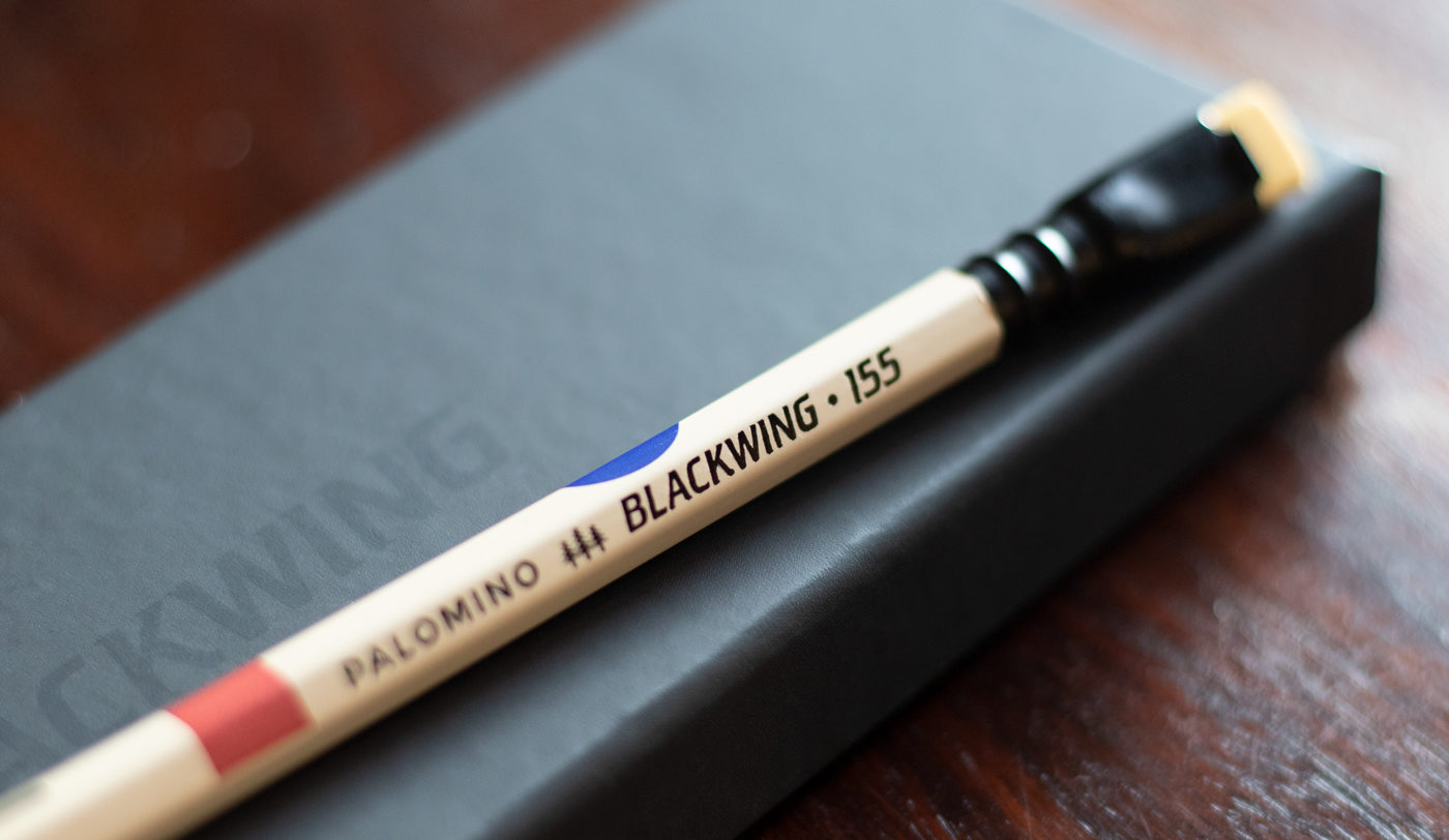 Palomino Blackwing 155 on box