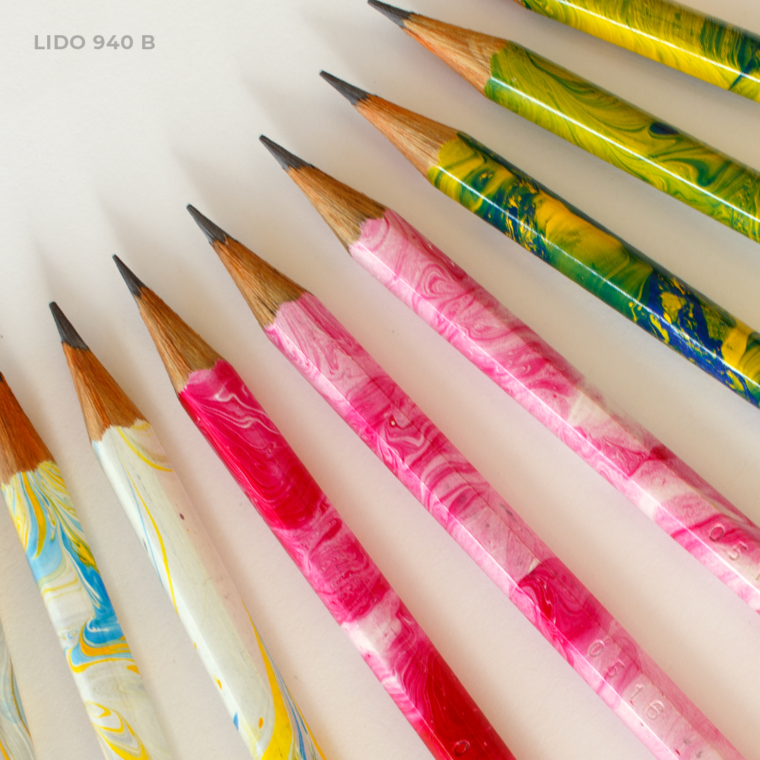 Colorful Pencils by Faber Castell