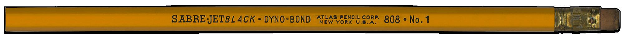 Dyno Bond by Atlas Pencil Corp.