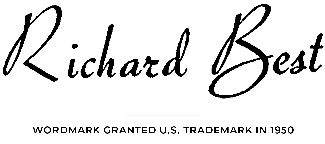 Richard Best wordmark