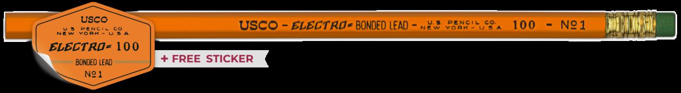 Electro Vintage Pencil