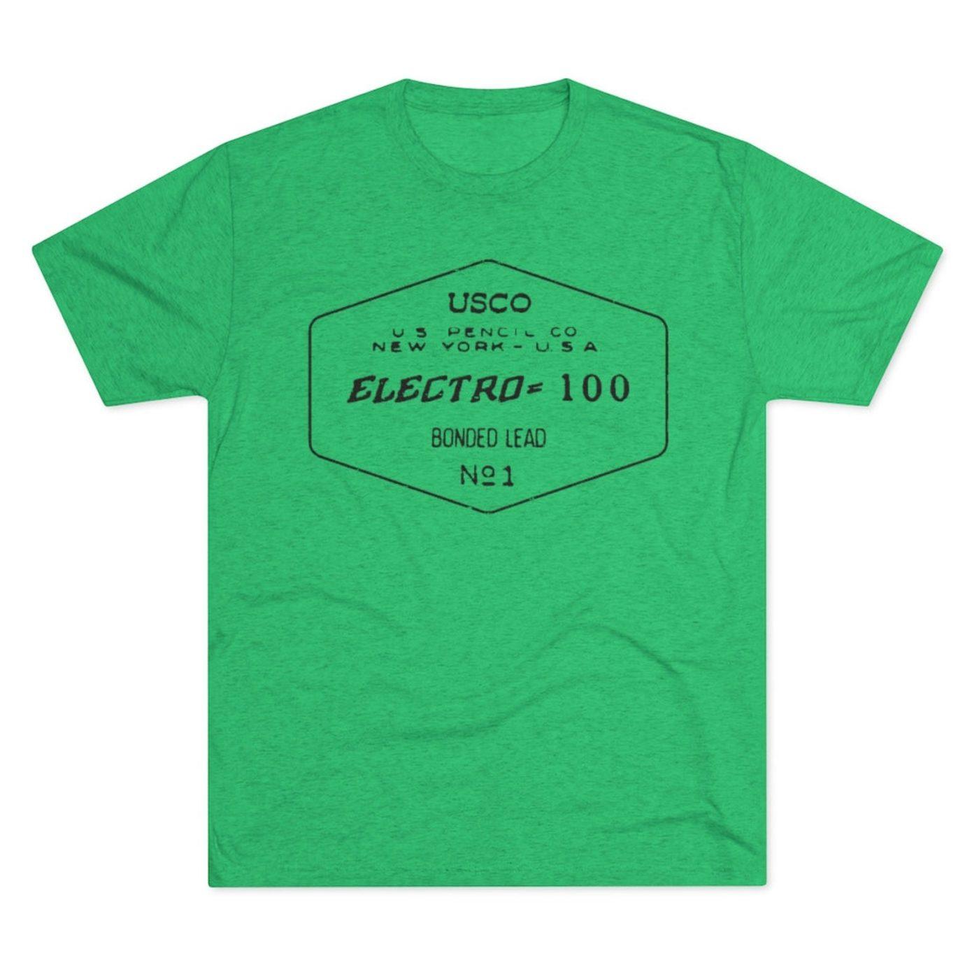 Green Electro T-Shirt